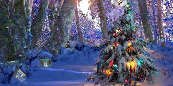 Io il Natale ve lo racconto così.