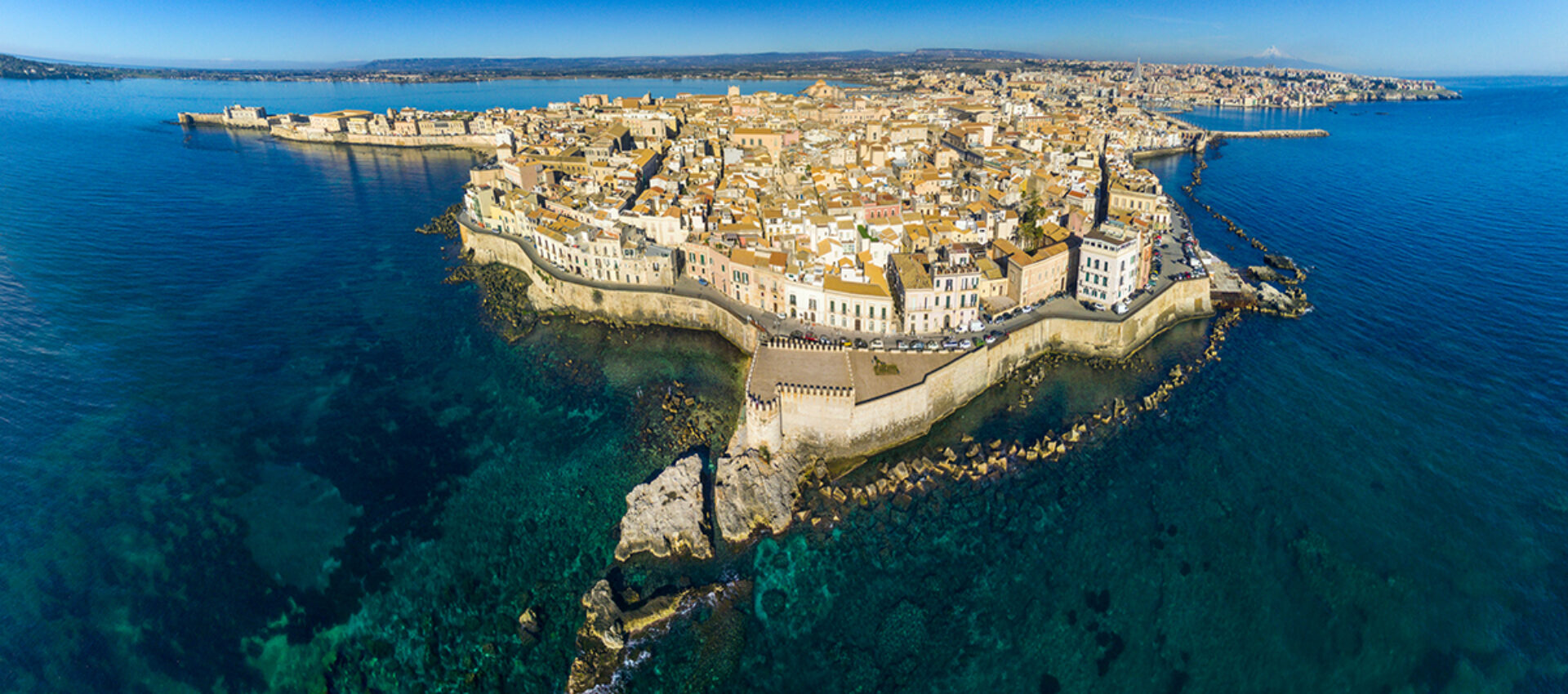 Siracusa e Ortigia, un'eterna storia d'amore!
