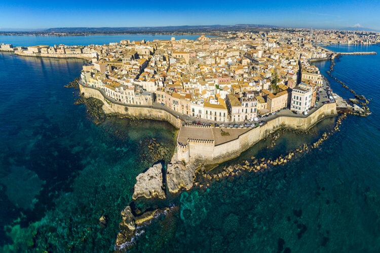 Syracuse and Ortigia an Endless Love Story